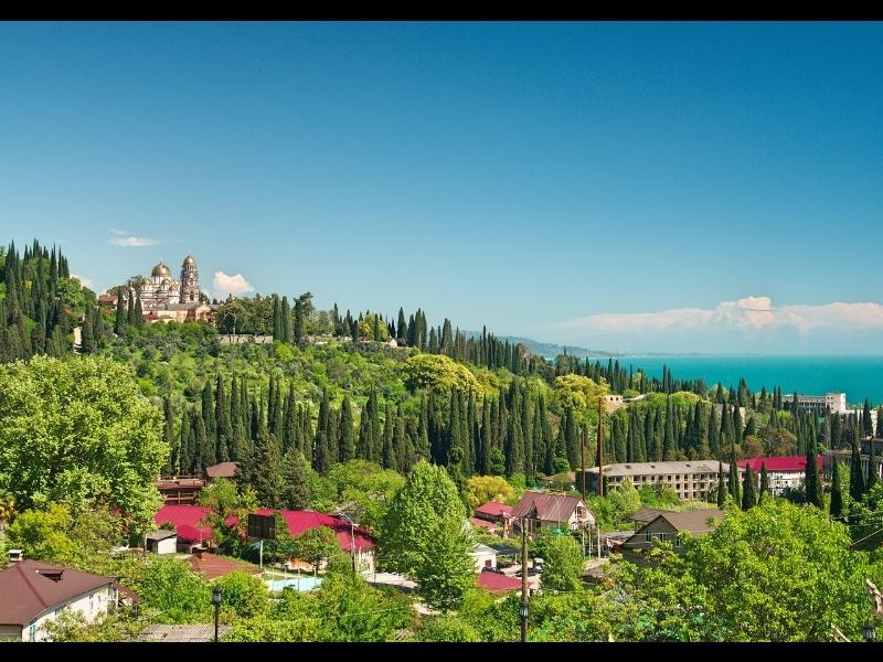 Абхазия из омска с перелетом
